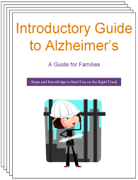 Cover of Introductory Guide to Alzheimers 2