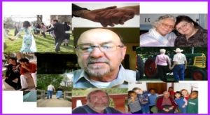 Collage of People United Against Dementia
