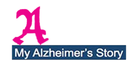 Logo for My Alzheimer's Story