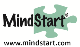 Logo for MindStart - activities for people with Alzheimer's or other dementia