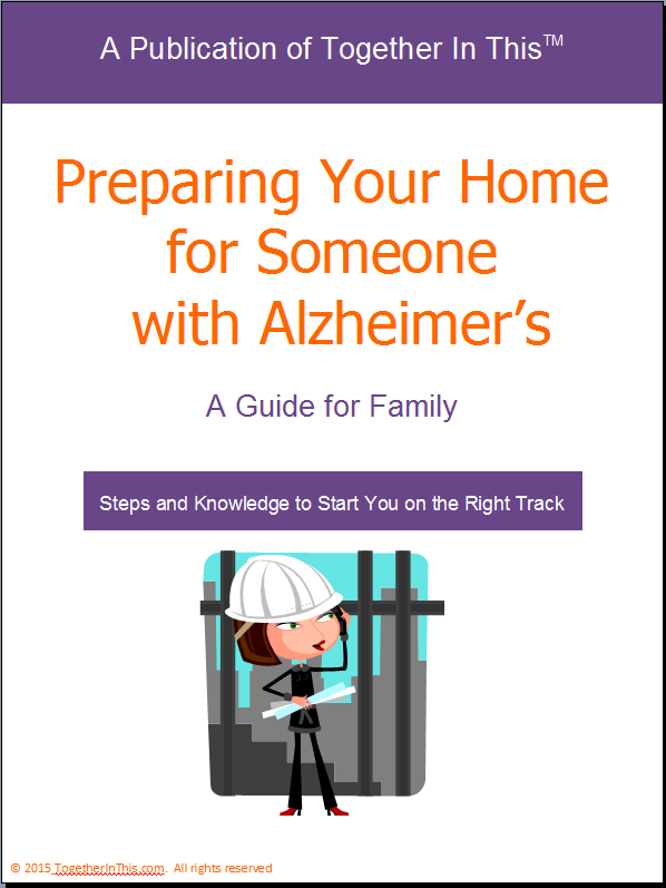 Preparing Your Home for Someone with Alzheimer's