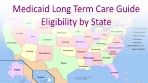 State by state facts for Medicaid Long-term care