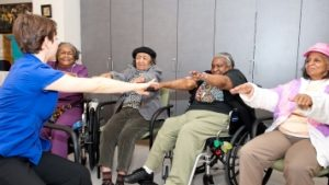 How to Use Movement Therapy in Dementia Care