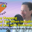#024: Holiday Shopping Survival Tips When Including a Loved One with Dementia