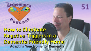 Mike Good hosting episode 51 of The Alzheimer's Podcast