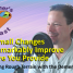 #072: How Small Changes Can Remarkably Improve the Care You Provide